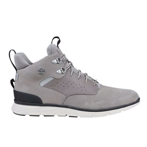 Image of Timberland Killington Hiker Chukka Casual Boots (Men's) - Forged Iron/Dark Grey Nubuck