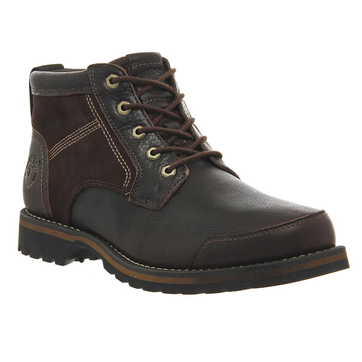 9526e83d44f Timberland Earthkeepers Larchmont Chukka Boots (Men's) - Gaucho Saddleback  (Dark Brown) Full Grain