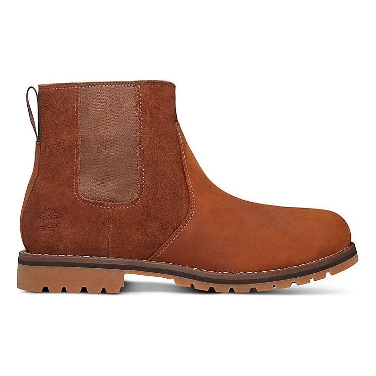 Timberland Boots – Mens Oakwood Larchmont Chelsea Oakwood