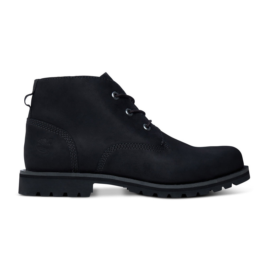 8c5d669466f Timberland Earthkeepers Larchmont Waterproof Chukka Boots (Men's) - Black  Connection