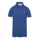 Image of Timberland Millers River Pique Reg Polo Shirt (Men's) - Twilight Blue