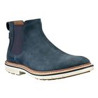 Image of Timberland Naples Trail Chelsea Boots (Men's) - Midnight Navy DT Suede