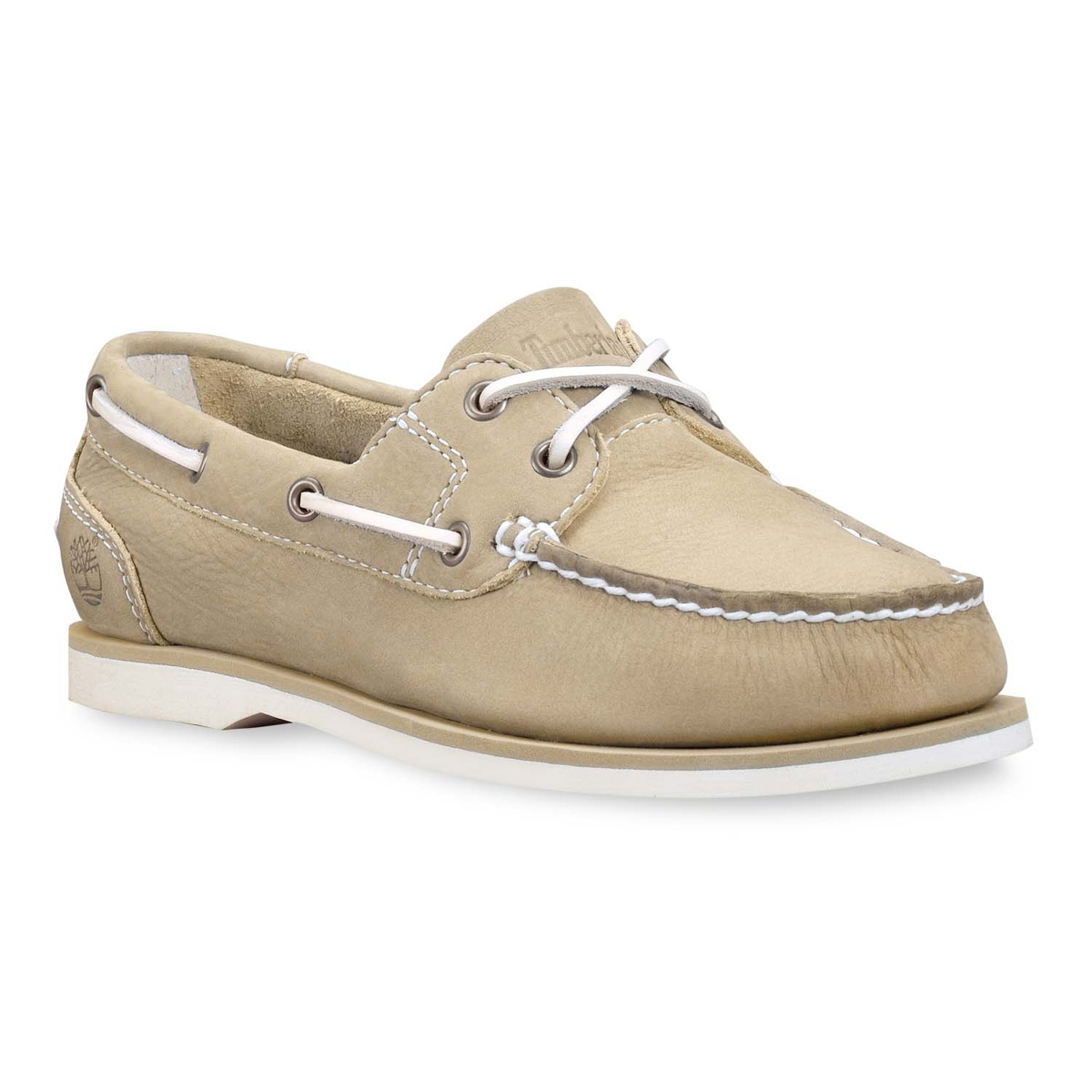 Image of Timberland Earthkeepers Classic Boat Unlined Boat Shoe (Women s) -  Light Tan a7bffbc81