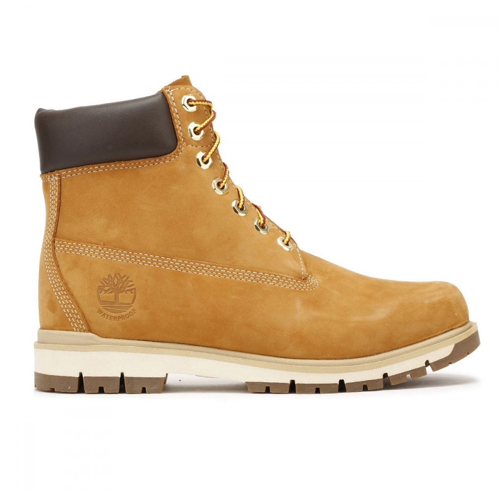 cheaper detailed images multiple colors Timberland Radford 6 Inch WP Casual Boots (Men's) - Wheat Nubuck