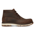 Image of Timberland Radford Plain Toe WP Chukka (Men's) - Dark Brown Full Grain (Potting Soil Saddleback)