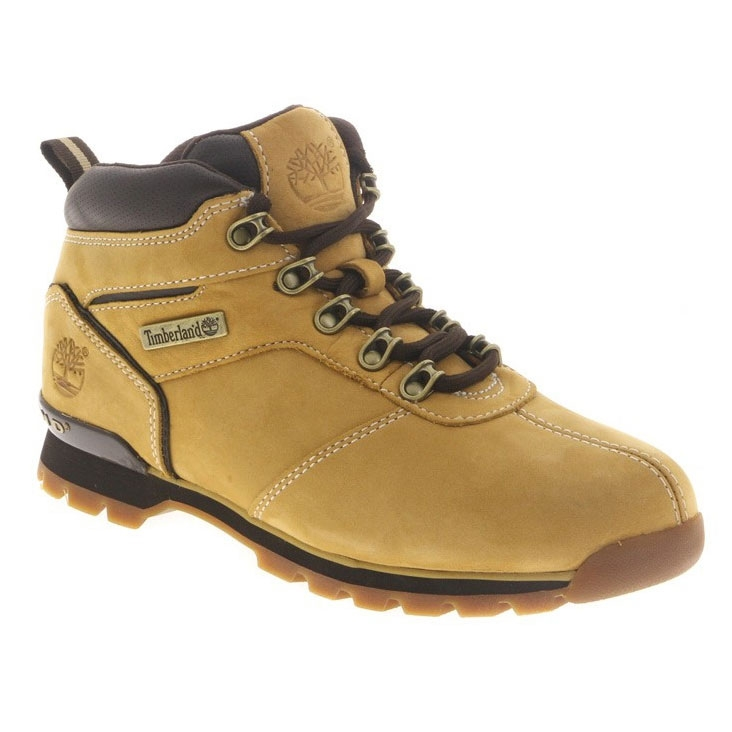 9f0e31b279f Image of Timberland Splitrock 2 Walking Boots (Men's) - Wheat Nubuck