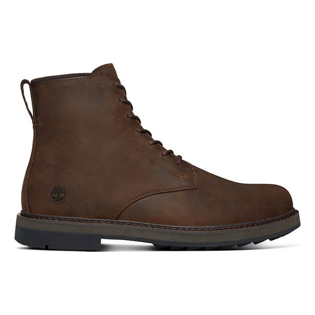 2388767576 Image of Timberland Squall Canyon Plain Toe WP Boot (Men s) - Dark Brown  Full