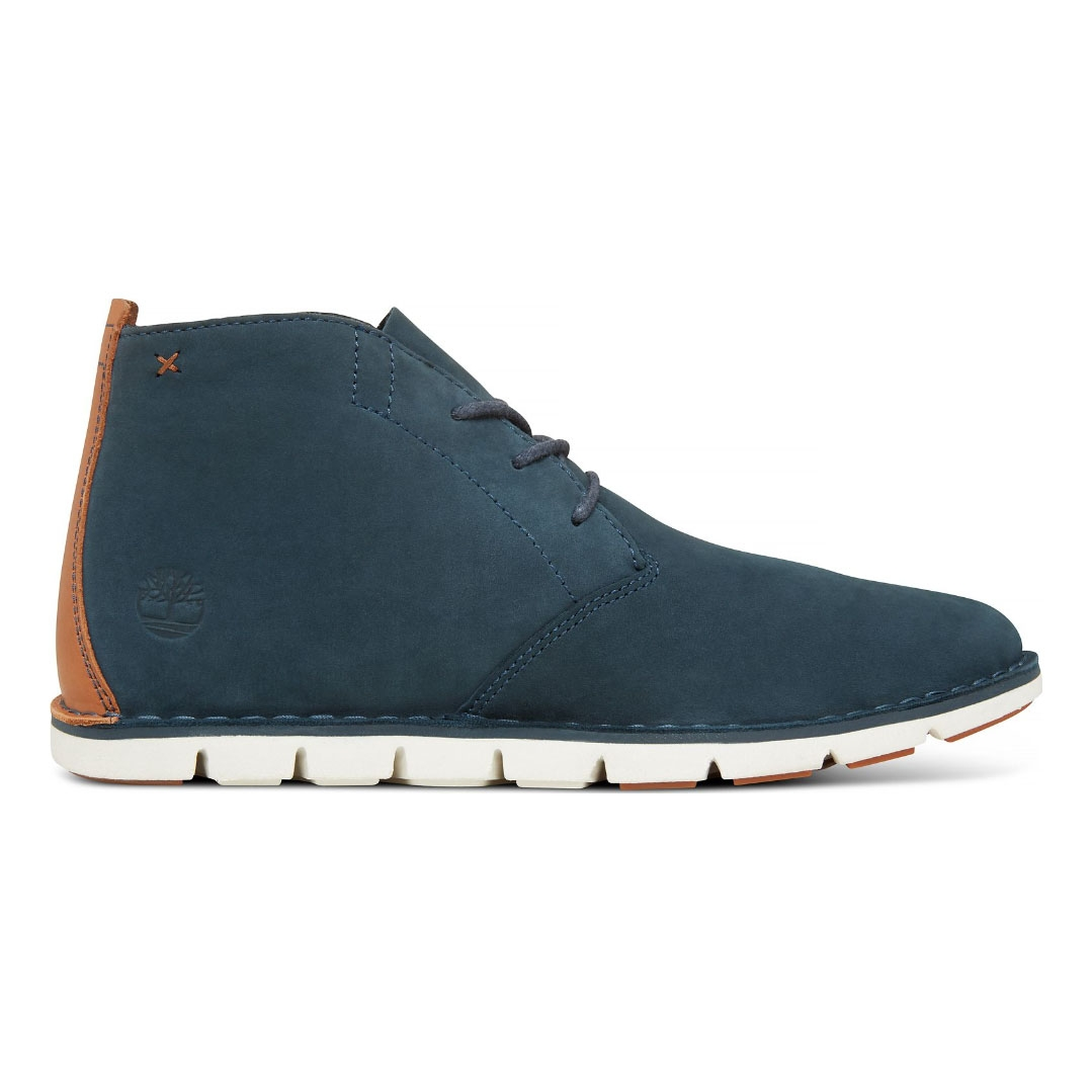 471f673ec20 Image of Timberland Tidelands Desert Boots (Men s) - Midnight Navy Luscious