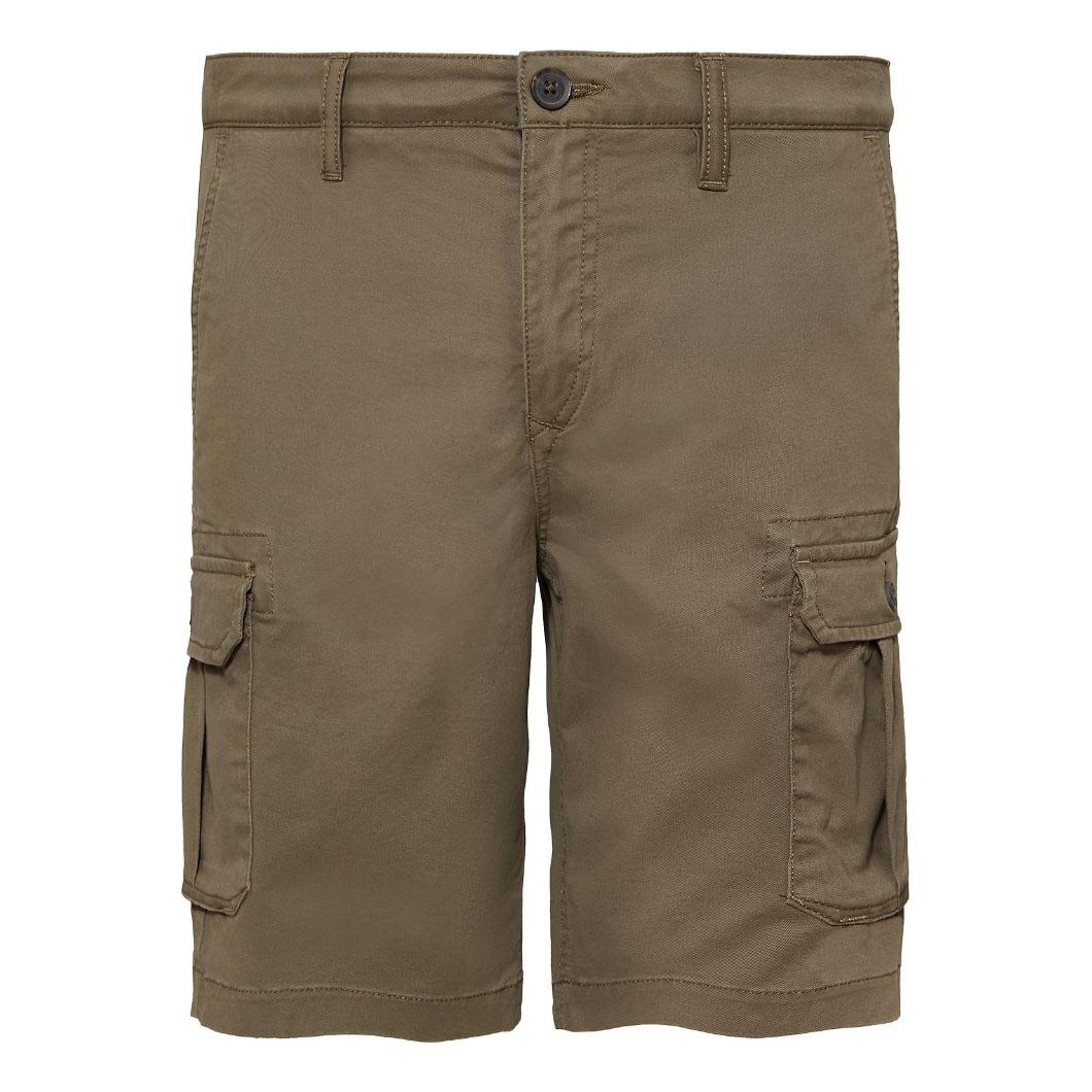 d34415d350 Image of Timberland Webster Lake Stretch Cargo Shorts (Men's) - Grape Leaf