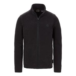 Image of Timberland Whiteface River Polar Fleece Full-Zip (CLS) (Men's) - Black