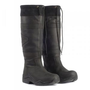 Image of Toggi Canyon Riding/Country Boots - Wide Fit (Women's) - Black