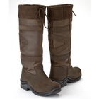 Image of Toggi Canyon Riding/Country Boots - Wide Fit (Women's) - Chocolate Brown