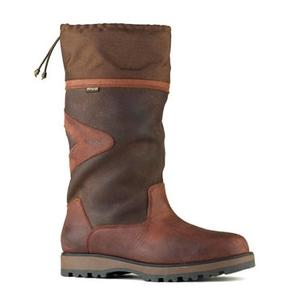Image of Toggi Columbus Leather and Cordura Country Boots (Unisex) - Dark Copper