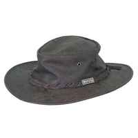 Toggi Cortes Crushable Leather Hat