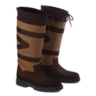 Image of Toggi Langley Country Boots (Womens) - Cedar Brown