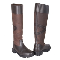 Toggi Rundle Long Leather Country Boots (Unisex)