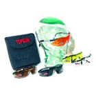 Image of Top Gun Elite Shooting Glasses Set of 5 with Padded Case