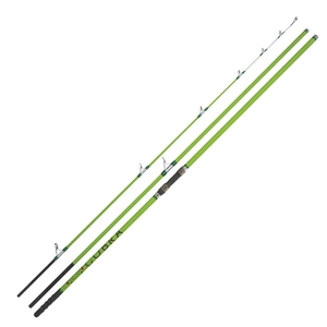 Image of Tronix 3 Piece Cobra GT Surf Rod - 15ft - (4.50m) - 100-200G