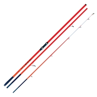Tronix 3 Piece Viper GT Surf Rod - 15ft - (4.50m) - 80-180G