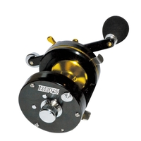 Tronix Envoy Tournament Orbit Multiplier Reel - Left Hand Wind