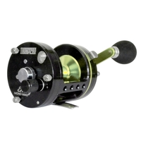 Tronix Envoy Tournament Mono Mag Multiplier Reel - Left Hand Wind