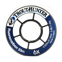 Trout Hunter Flourocarbon Tippet - 50m