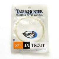 Trout Hunter Nylon Leader - 8ft