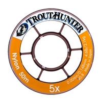 Trout Hunter Nylon Tippet - 50m