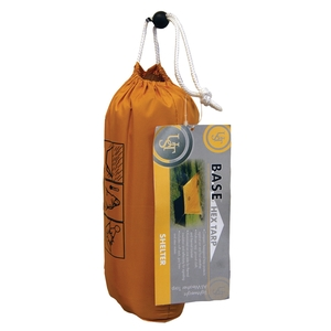 Image of Ultimate Survival B.A.S.E Hex Tarp - Orange