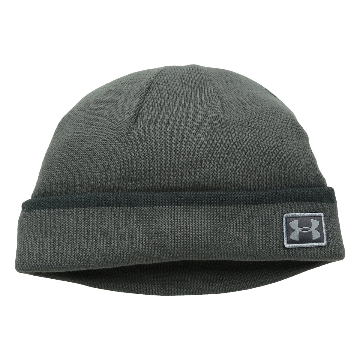 e0fc6a585eb Image of Under Armour Mens Cuff Sideline Beanie - Graphite