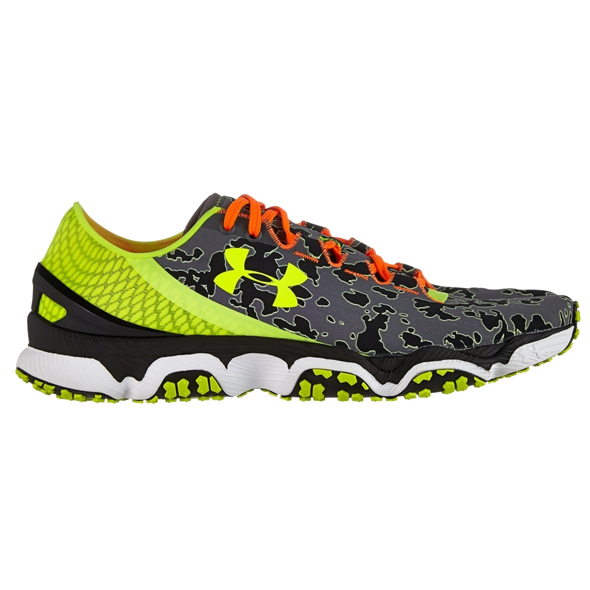 Image of Under Armour Speedform XC Trail Running Shoe (Men s) - Charcoal 297d8910f173