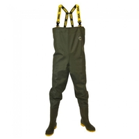 Vass 700E Nova Chest Waders - Cleated Sole With Studs