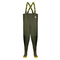Vass 740E Super Nova Chest Waders - Non Studded Cleated Sole