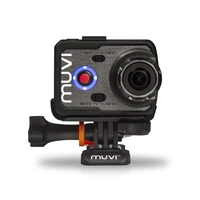 Veho Muvi K-Series K-2 Sports Bundle Action Camera