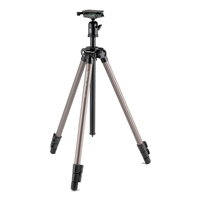 Velbon Sherpa 100 Tripod With QHD-43D Ball And Socket Head