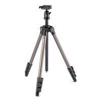 Velbon Sherpa 50 Tripod With QHD-33M Ball And Socket Head