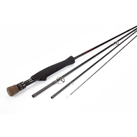 Vision 4 Piece Big Mama 2 Pike Rod - 9ft