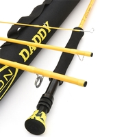Vision 4 Piece Daddy Fly Rod - 9ft
