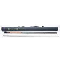 Vision 4 Piece Nymphmaniac Fly Rod - 10ft