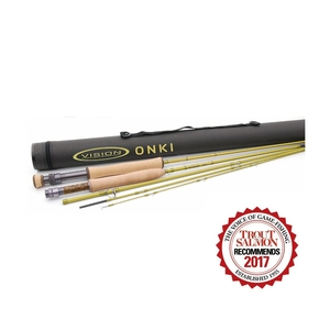 Image of Vision 4 Piece Onki Fly Rod - 8ft