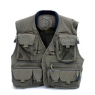 Image of Vision Caribou Fly Vest - Green