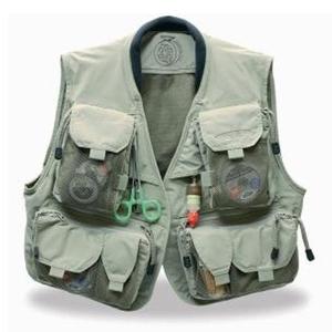 Image of Vision Caribou Fly Vest - Khaki