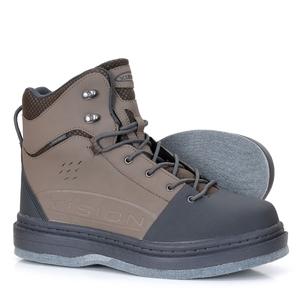 Image of Vision Koski Felt Sole Wading Boots