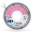 Vision Pike Wireline Tippet - 6m