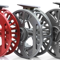 Vision XLV Switch Fly Reel - #8/9