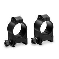 Vortex Pro 1 Inch Rings - 2 Piece - Picatinny/Weaver Fit - Medium