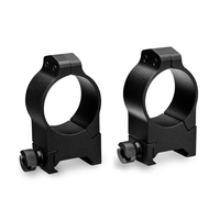 Vortex Pro 30mm Rings - 2 Piece - Picatinny/Weaver Fit - High