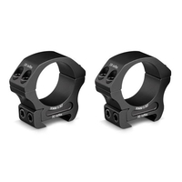 Vortex Pro Series 30mm Rings - Picatinny/Weaver Fit - Low