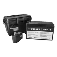Vosker V-CASE-12V - Case/Battery/Charger/Cable Kit