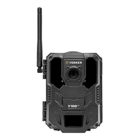 Vosker V100-INTL 4G Cellular Surveillance Camera